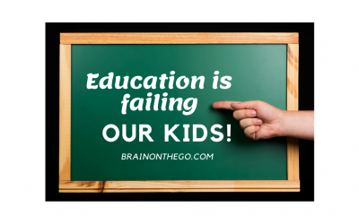 Education is failing our kids