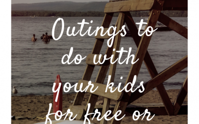 15 Outings to do with your kids for free or cheap this summer