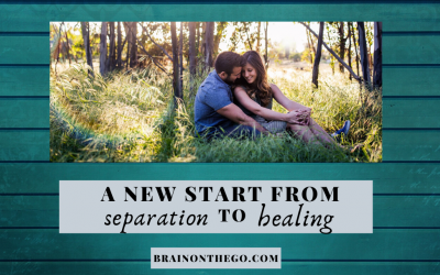 A new start from separation to healing